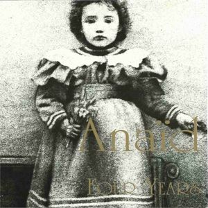 Anaid - Four Years CD (album) cover