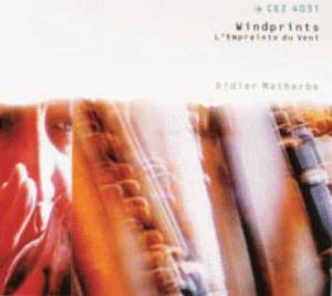 Didier Malherbe Windprints - L'Empreinte du Vent album cover