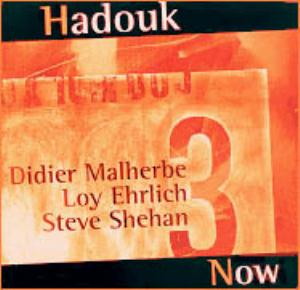 Didier Malherbe Hadouk Now album cover
