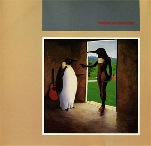 The Penguin Cafe Orchestra Penguin Cafe Orchestra album cover