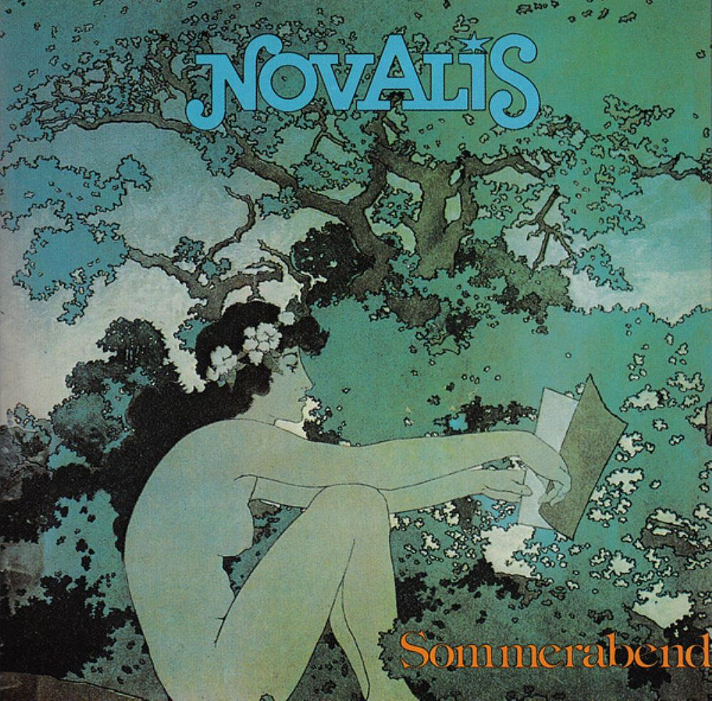 Sommerabend by NOVALIS album cover