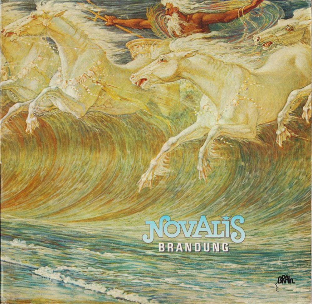 Brandung by NOVALIS album cover