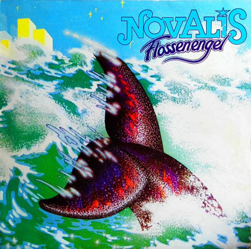Novalis - Flossenengel CD (album) cover