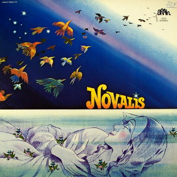 Novalis - Novalis CD (album) cover