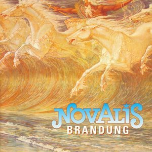 Novalis - Brandung CD (album) cover