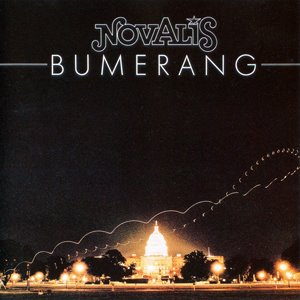 Novalis - Bumerang CD (album) cover