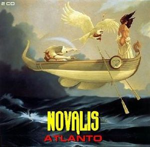 Novalis Atlanto album cover