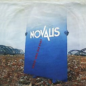 Nach uns die Flut  by NOVALIS album cover