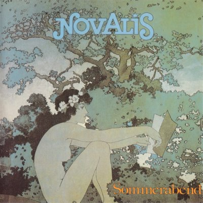 Novalis - Sommerabend CD (album) cover