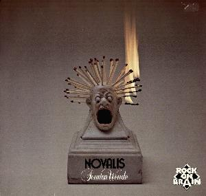 Novalis - Sonnenwende CD (album) cover