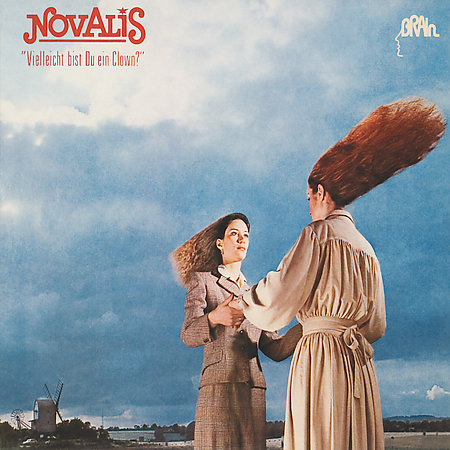 Vielleicht bist Du ein Clown? by NOVALIS album cover