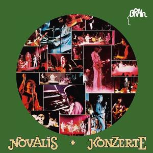 Konzerte by NOVALIS album cover