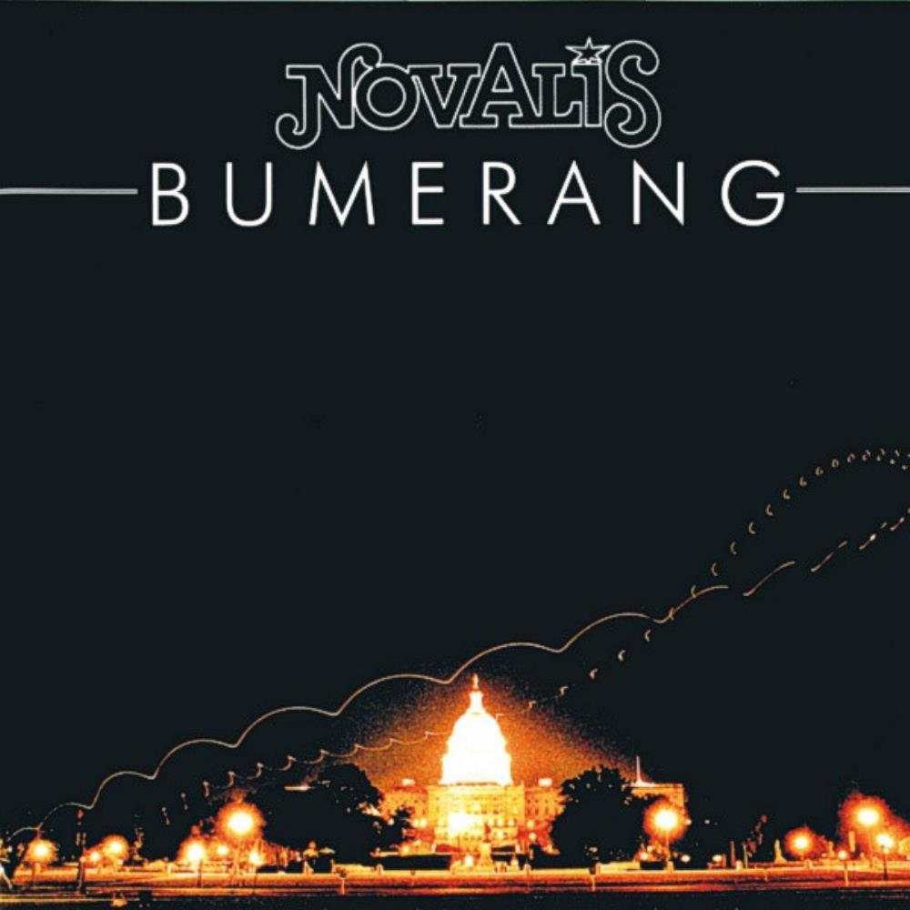 Bumerang by NOVALIS album cover