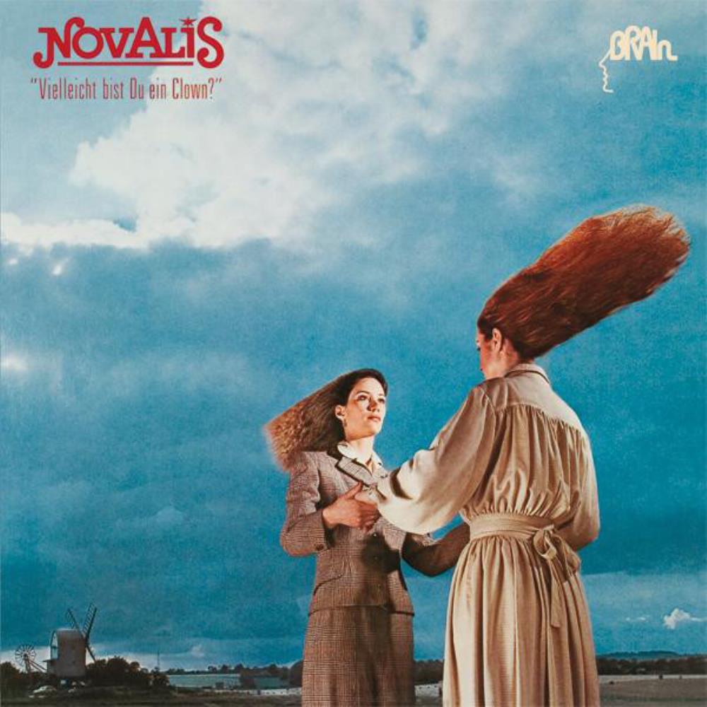 Vielleicht Bist Du Ein Clown ? by NOVALIS album cover