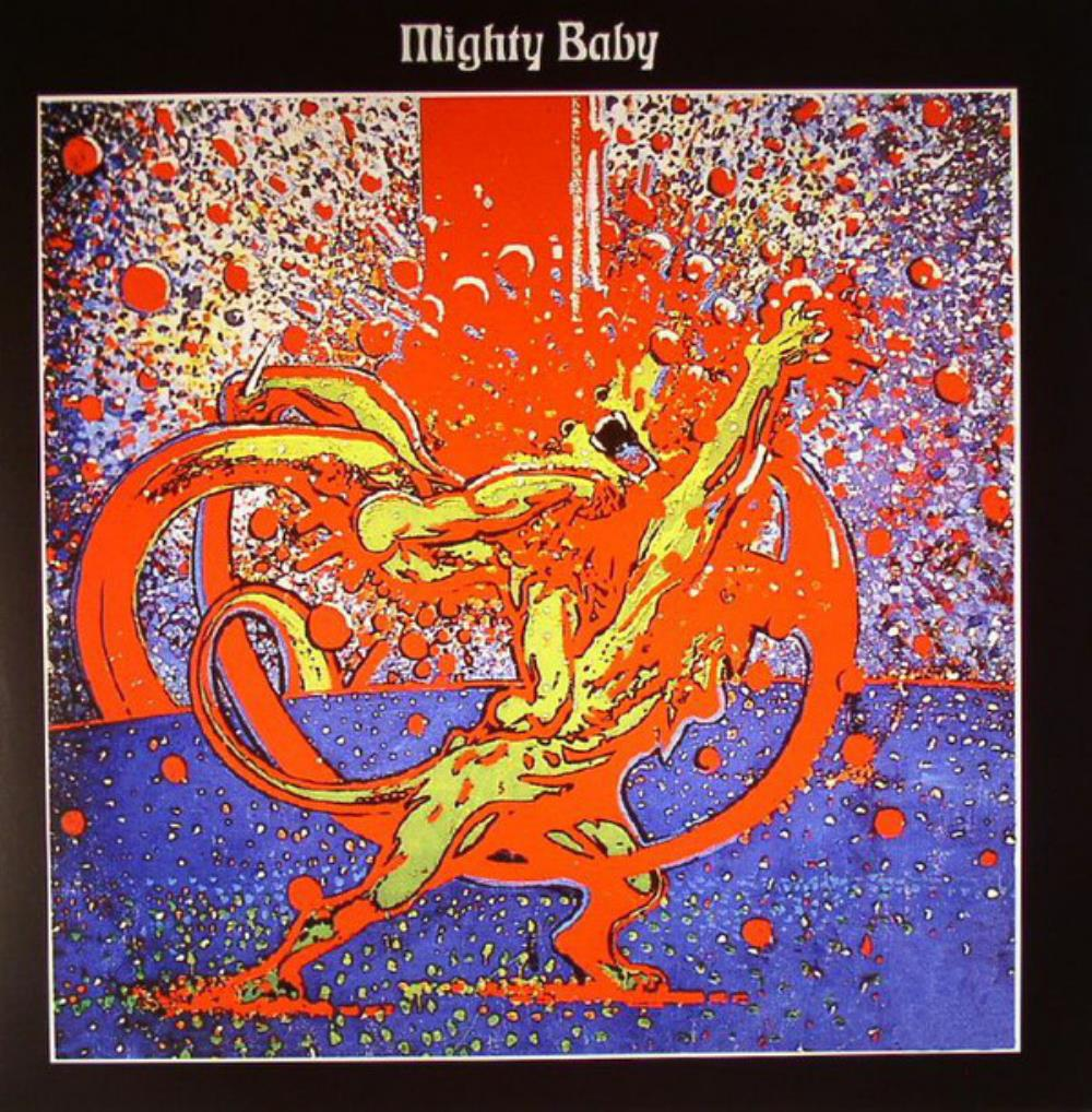 Mighty Baby - Mighty Baby CD (album) cover