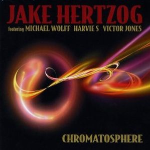 Jake Hertzog Chromatosphere album cover