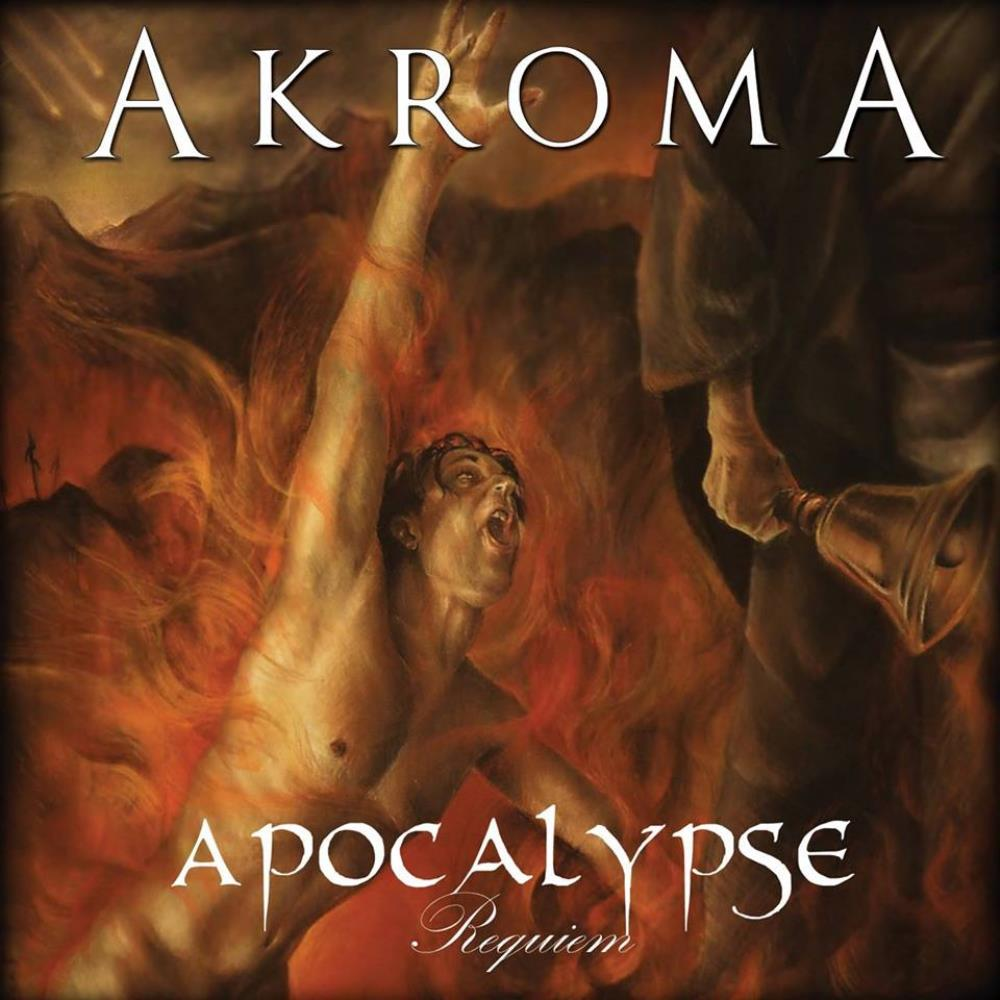 Apocalypse [Requiem] by AKROMA album cover