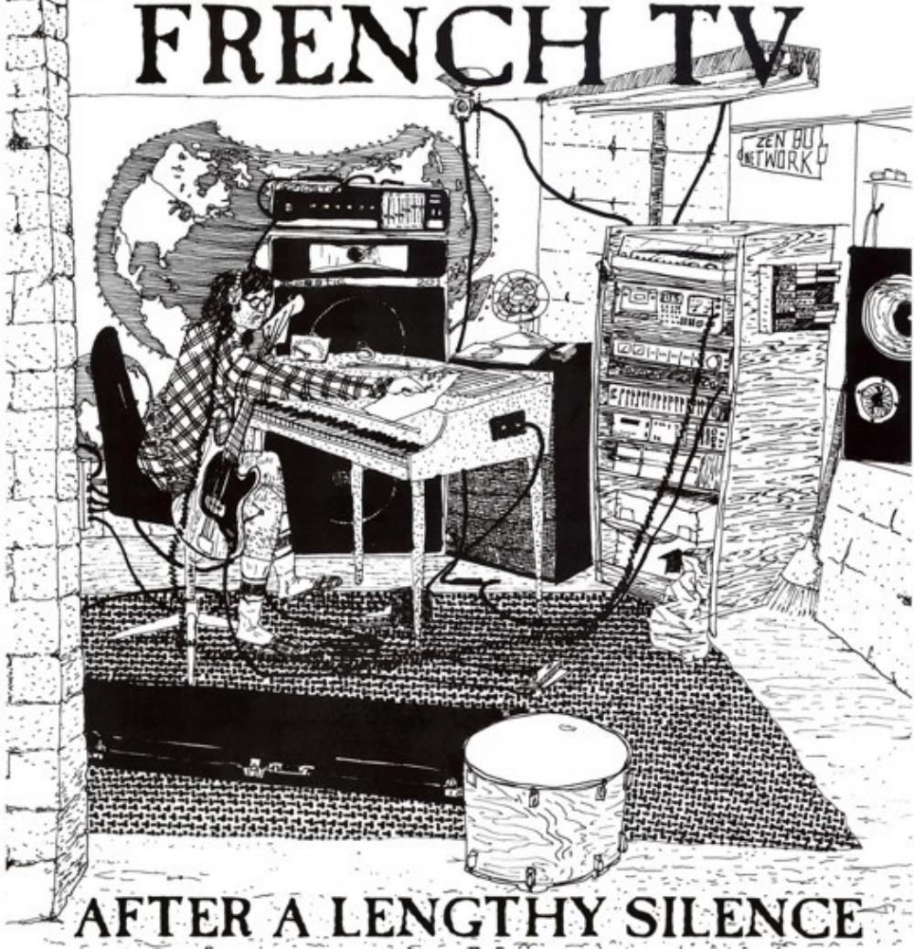 French TV - After A Lengthy Silence CD (album) cover