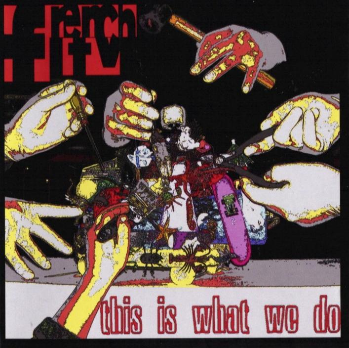 French TV - This Is What We Do CD (album) cover