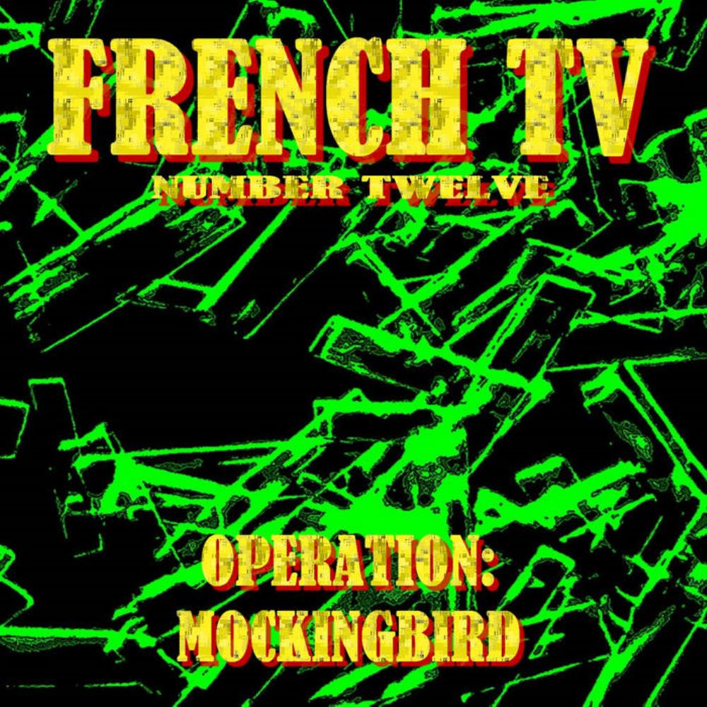 French TV - Operation: Mockingbird CD (album) cover