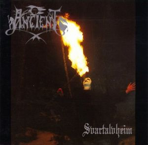 Ancient - Svartalvheim CD (album) cover