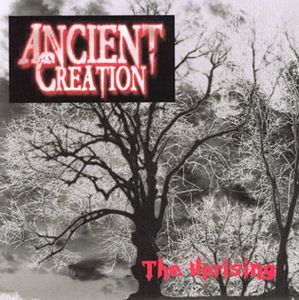 Ancient Creation The Uprising album cover