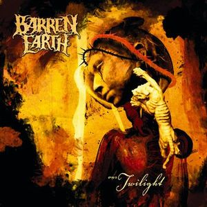 Barren Earth - Our Twilight CD (album) cover