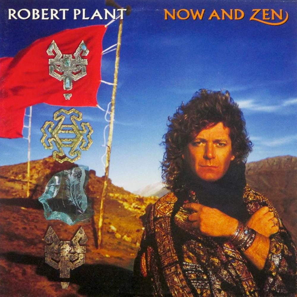 Now And Zen by PLANT, ROBERT album cover