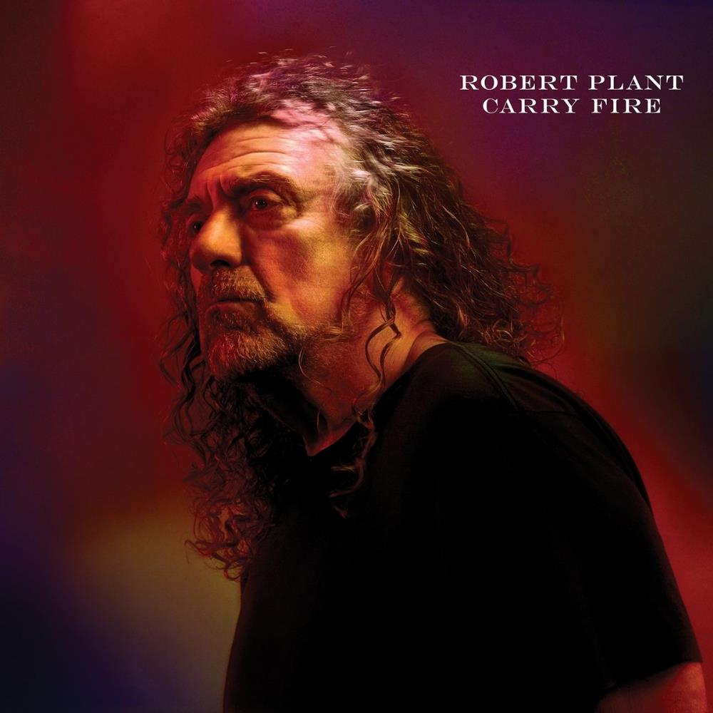 Carry Fire by PLANT, ROBERT album cover