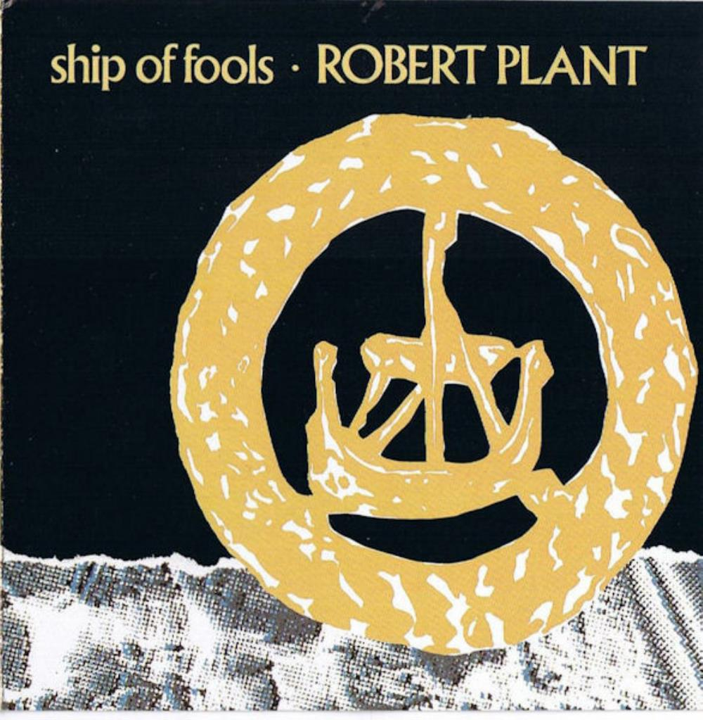 Ship Of Fools by PLANT, ROBERT album cover