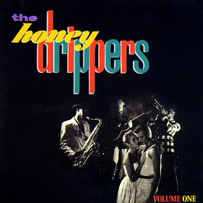 Robert Plant The Honeydrippers, Volume I album cover
