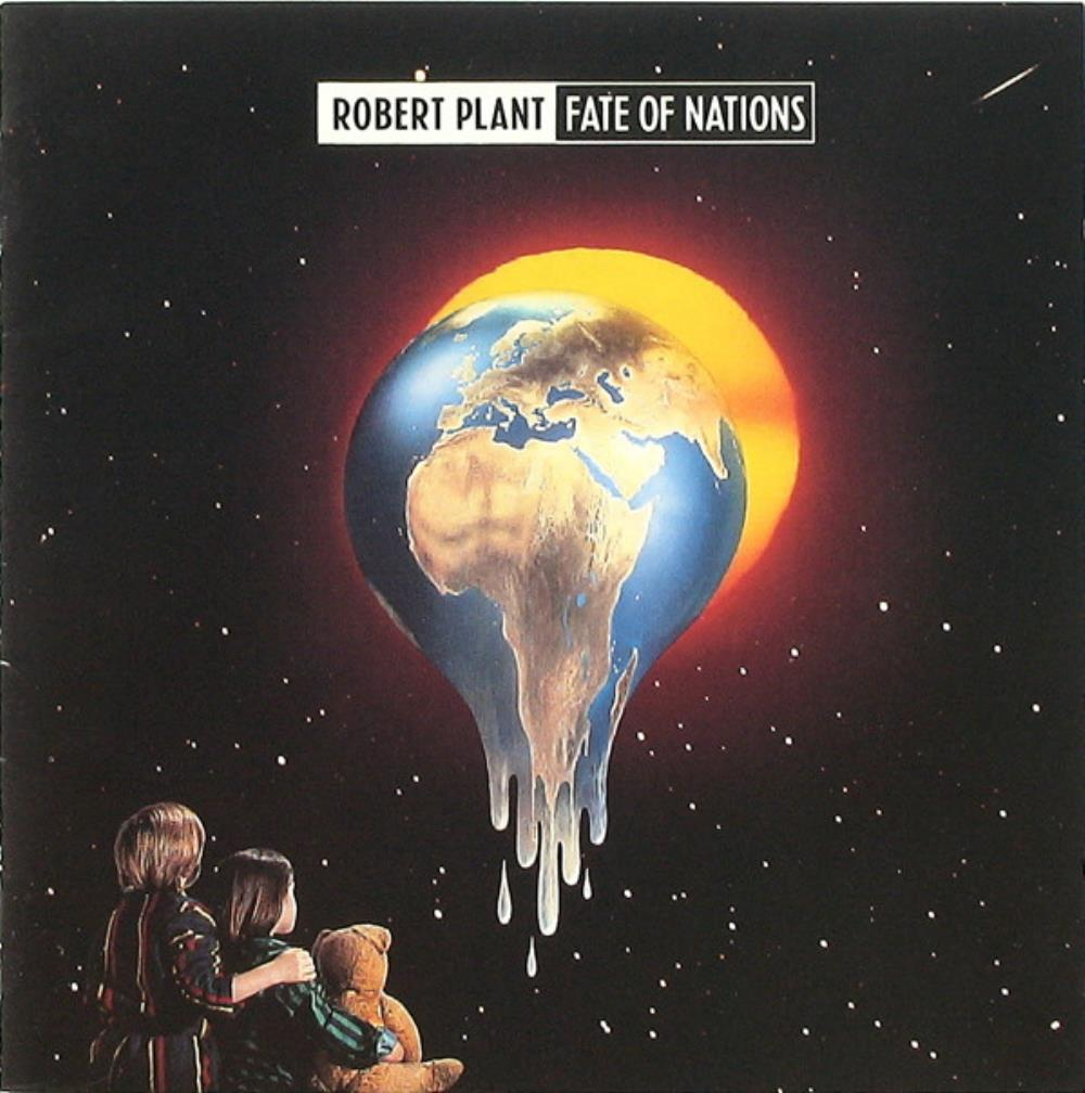 Fate Of Nations by PLANT, ROBERT album cover