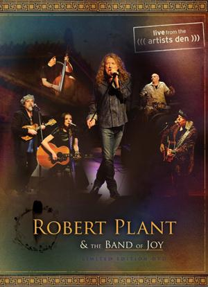 Robert Plant Robert Plant & the Band of Joy: Live From the Artists Den album cover