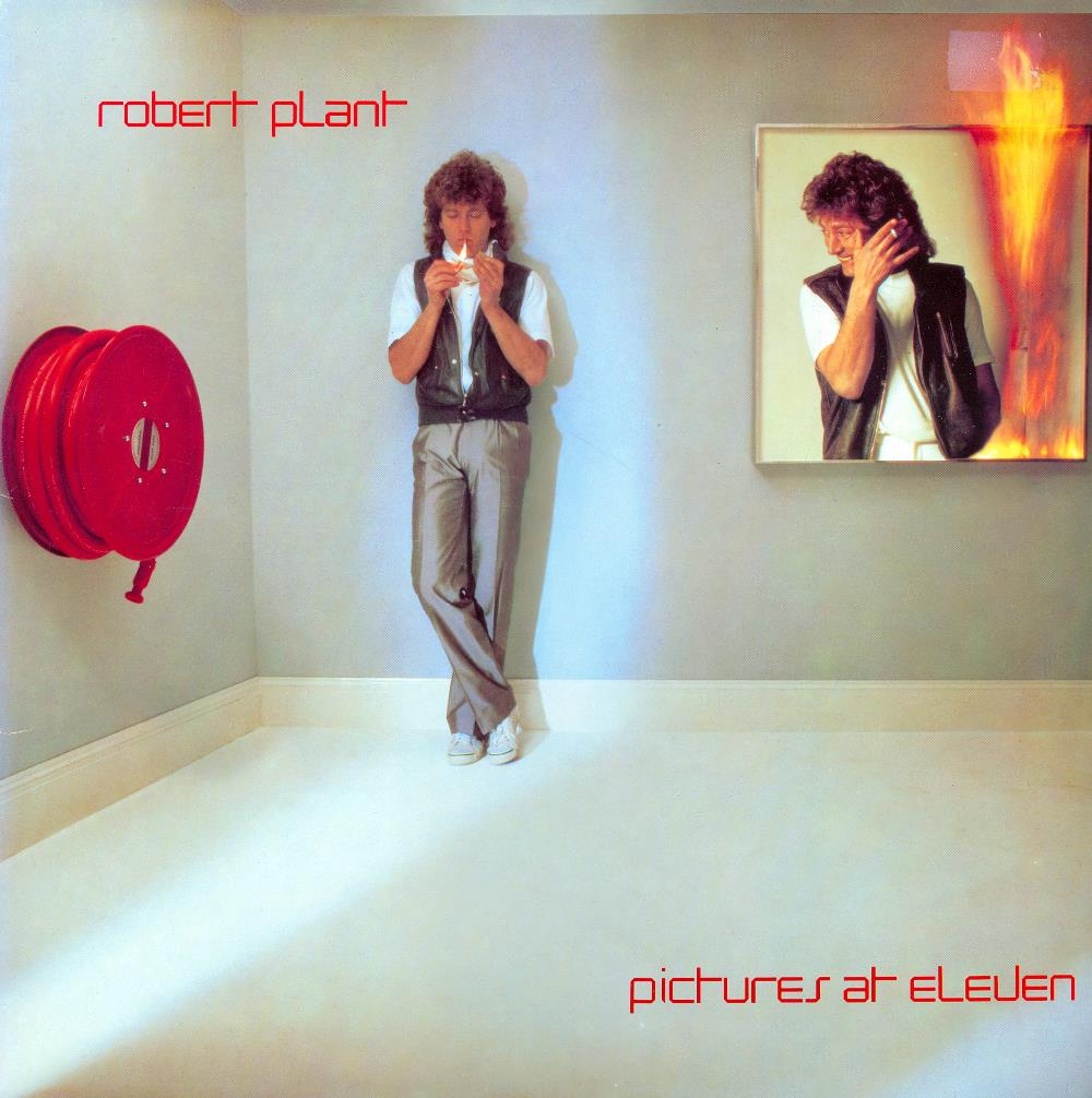 Robert Plant Pictures At Eleven album cover
