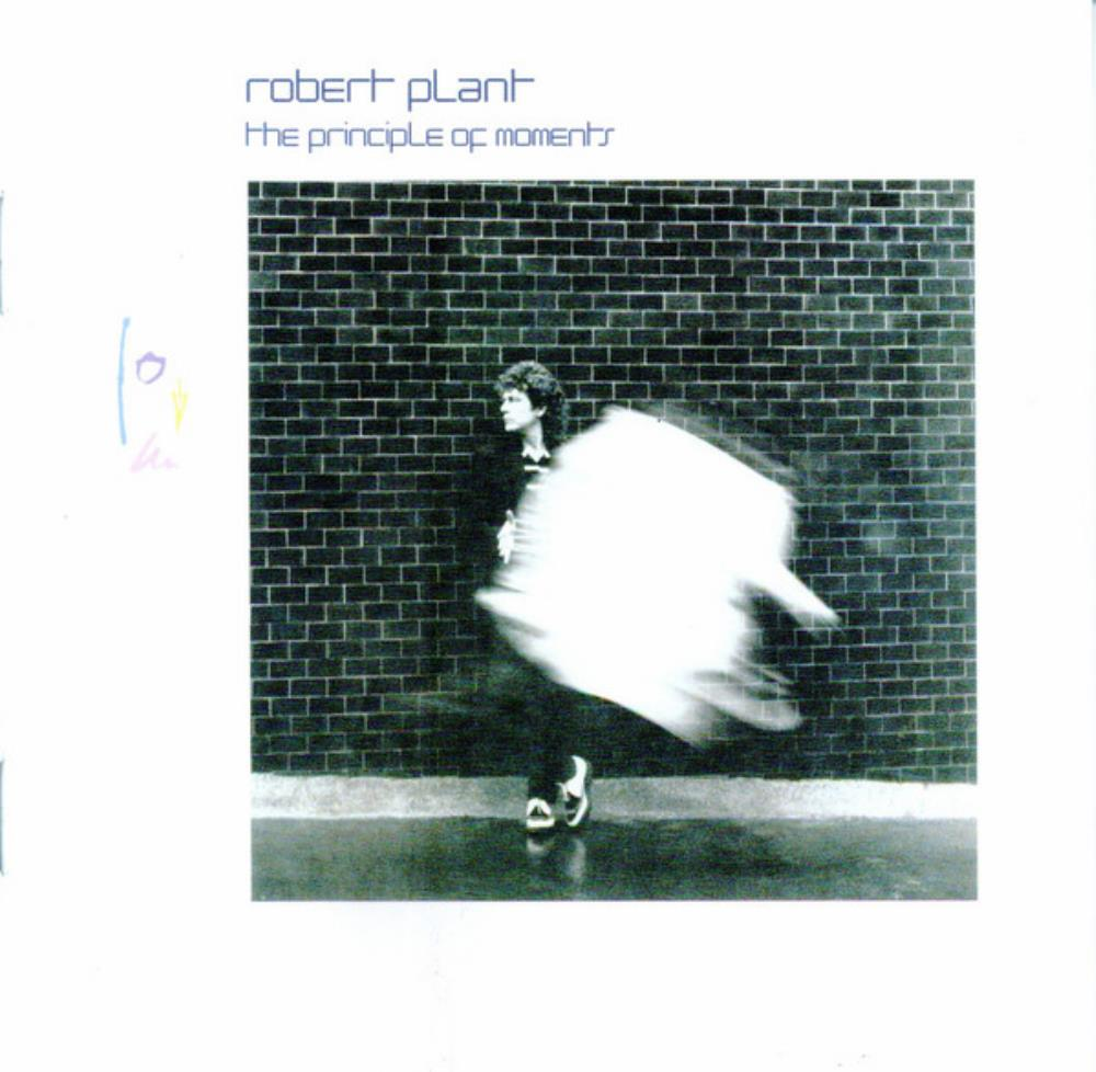 Robert Plant The Principle Of Moments album cover