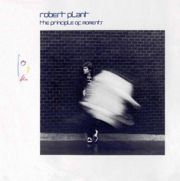 The Principle of Moments by PLANT, ROBERT album cover