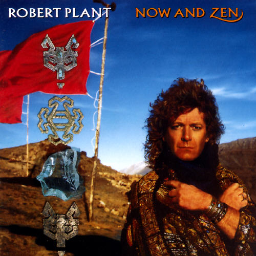 Robert Plant Now And Zen album cover