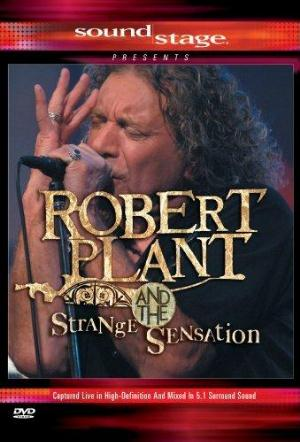 Robert Plant & The Strange Sensation by PLANT, ROBERT album cover