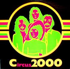 Circus 2000 - Circus 2000 CD (album) cover