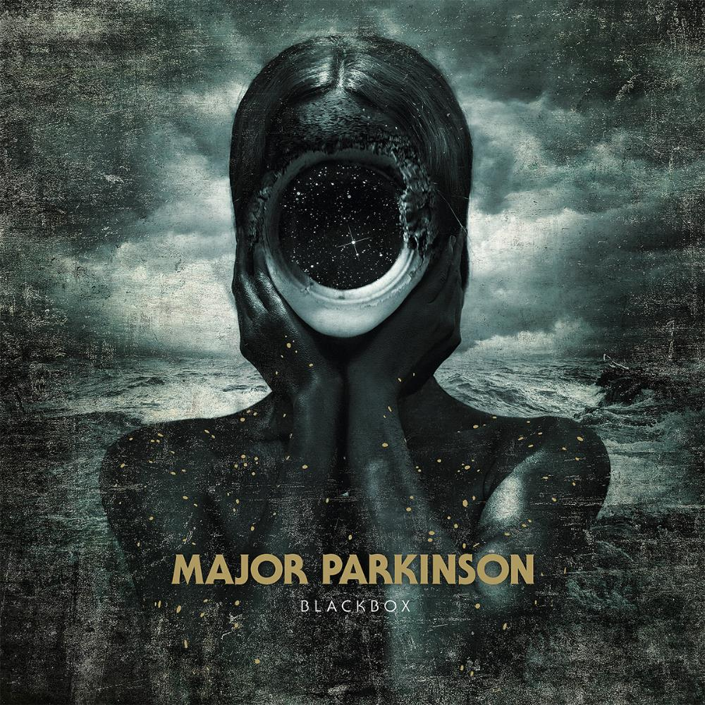 Blackbox by MAJOR PARKINSON album cover