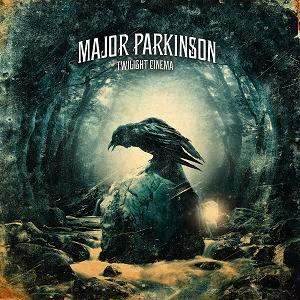 Major Parkinson - Twilight Cinema CD (album) cover