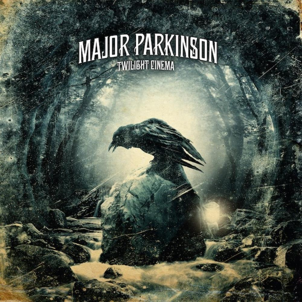 Twilight Cinema by MAJOR PARKINSON album cover