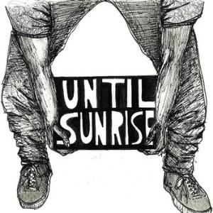 Until Sunrise - The Elysian Fields CD (album) cover
