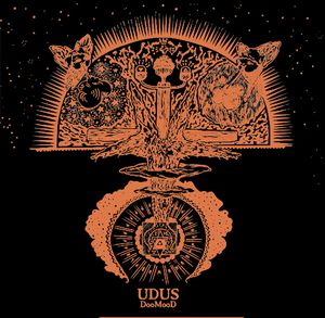 DooMooD by UDUS album cover
