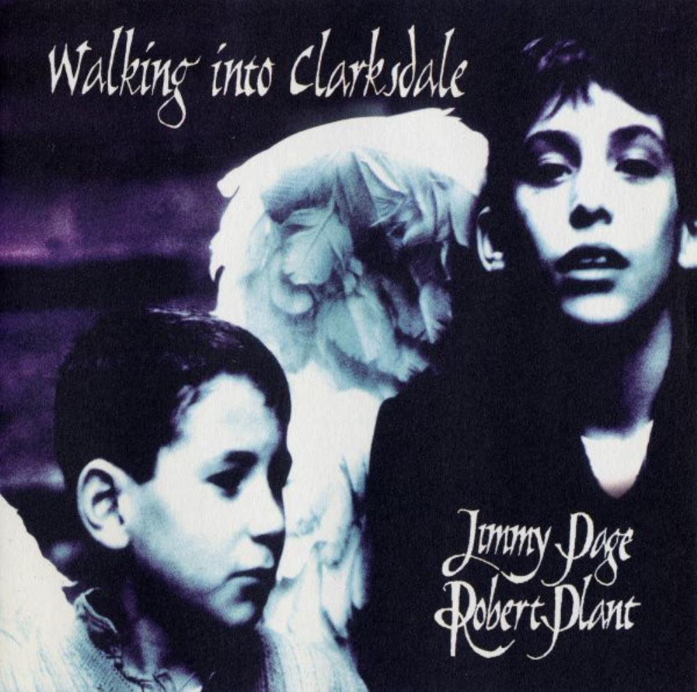 Walking Into Clarksdale by PAGE - ROBERT PLANT, JIMMY  album cover