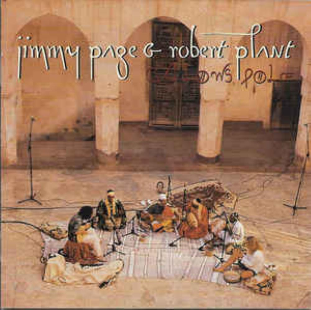Jimmy  Page - Robert Plant Gallows Pole album cover