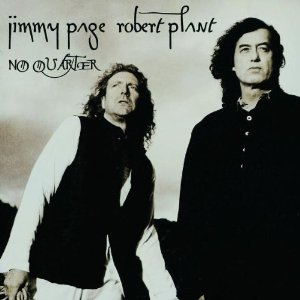 Page and Plant - No Quarter CD (album) cover