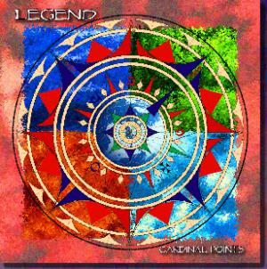 Legend - Cardinal Points CD (album) cover
