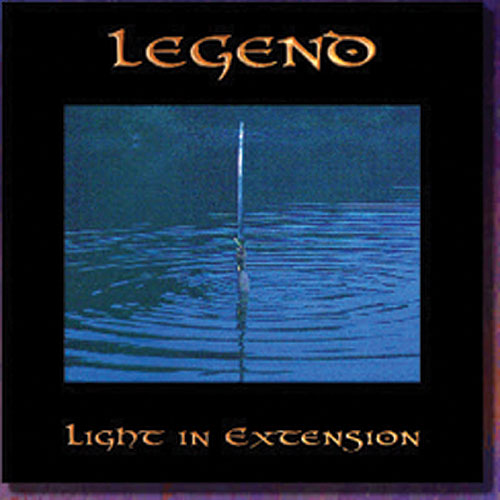 Legend - Light In Extension  CD (album) cover