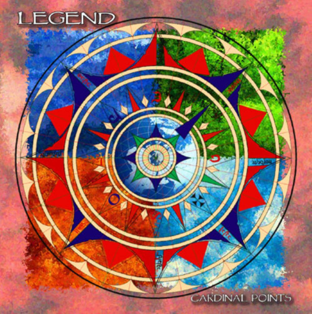 Legend Cardinal Points album cover